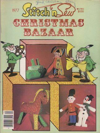 Stitch 'n Sew 1977 Christmas Bazaar