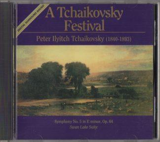 A Tchaikovsky Festival, Disc C