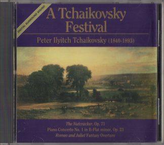 A Tchaikovsky Festival, Disc D