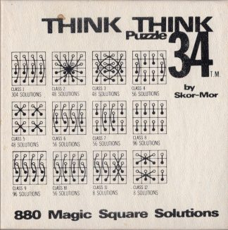 Think Think 34 Puzzle