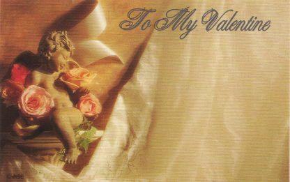 To My Valentine - cherub