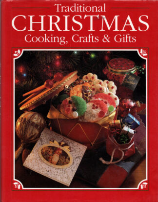 Country Woman Christmas Book Magazine Crafts Recipes 1998