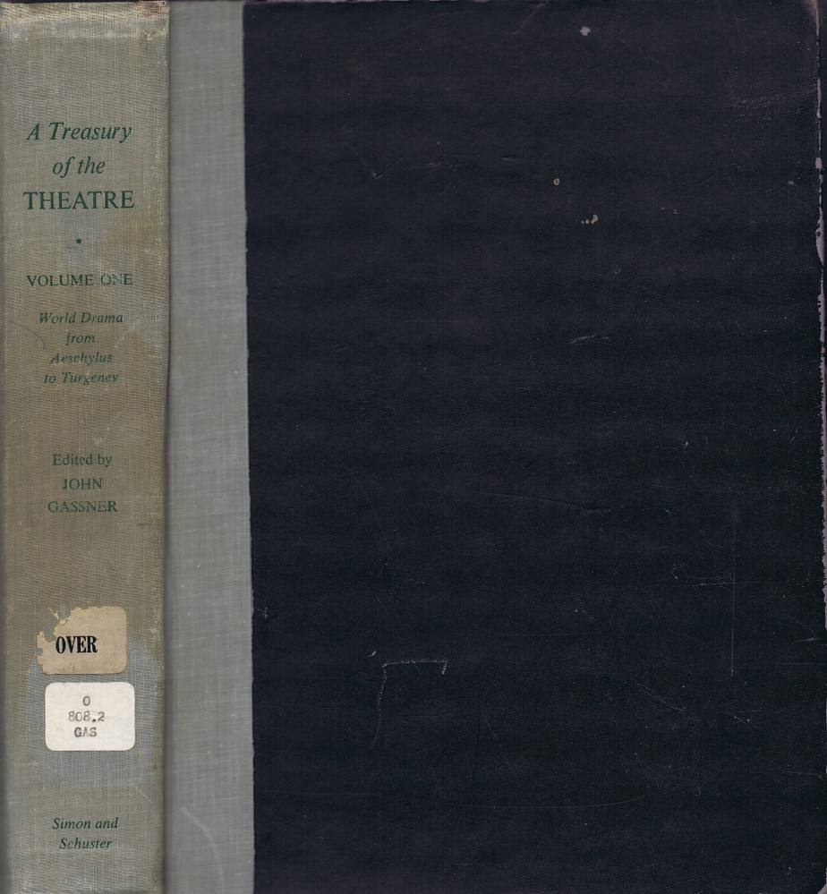 A Treasury of the Theatre