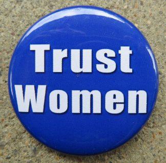 Trust Women button