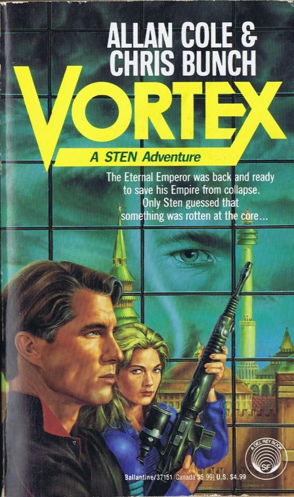 Vortex: A STEN Adventure