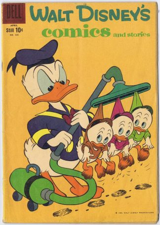 Walt Disney's Comics, No. 235
