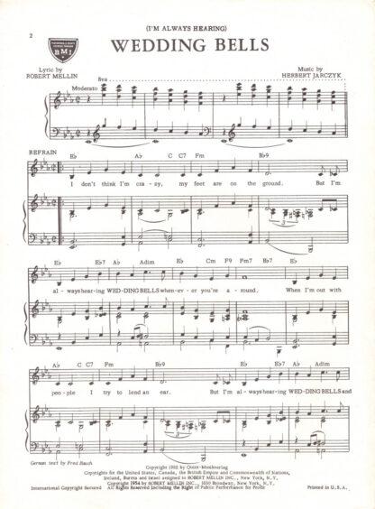 Wedding Bells (page)