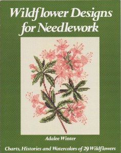 Wildflower Designs for Needlework
