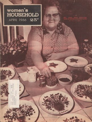 Woman's Household - April 1966