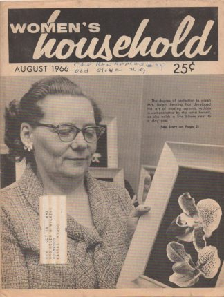 Woman's Household - August 1966
