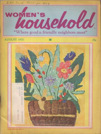 Woman's Household - August 1970