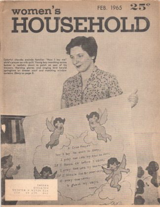 Woman's Household - February 1965