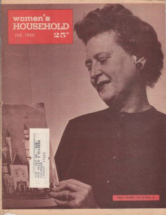 Woman's Household - February 1966