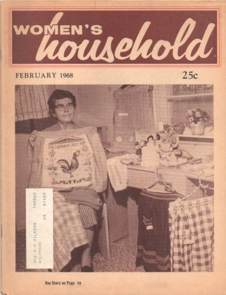 Woman's Household - February 1968