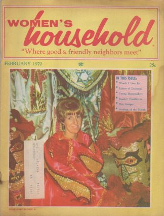 Woman's Household - February 1970