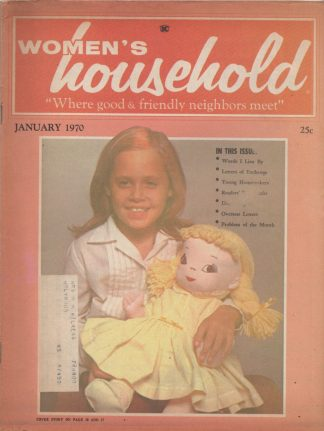 Woman's Household - January 1970