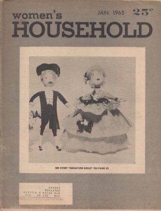 Woman's Household - January 1965