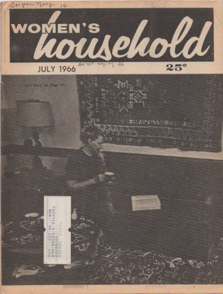 Woman's Household - July 1966