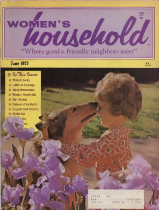 Woman's Household - June 1972