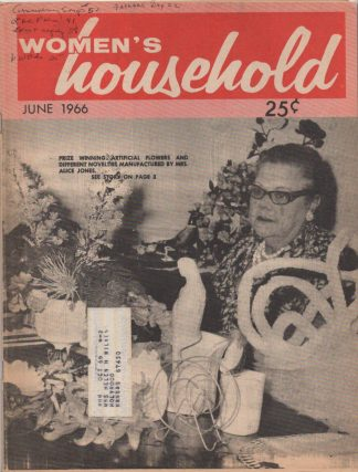 Woman's Household - June 1966