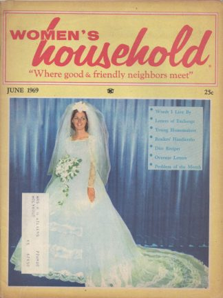 Woman's Household - June 1969
