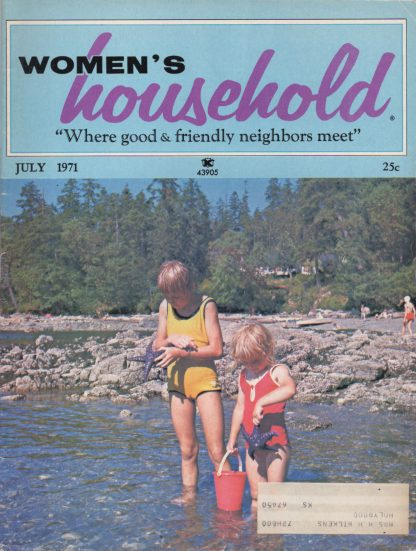 Woman's Household - July 1971