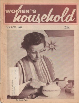 Woman's Household - March 1968