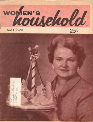 Woman's Household - May 1966