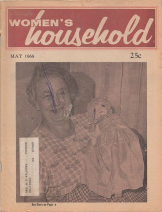 Woman's Household - May 1968