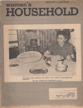 Woman's Household - November 1964