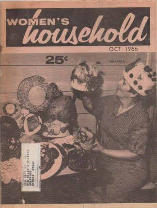 Woman's Household - October 1966