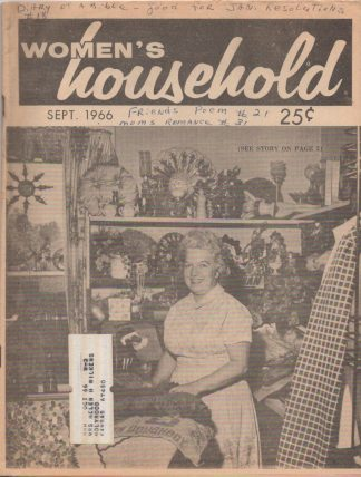 Woman's Household - September 1966