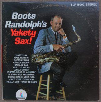 Yakety Sax!
