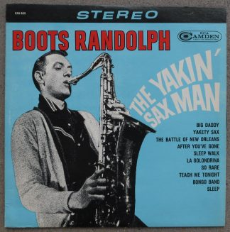 The Yakin' Sax Man