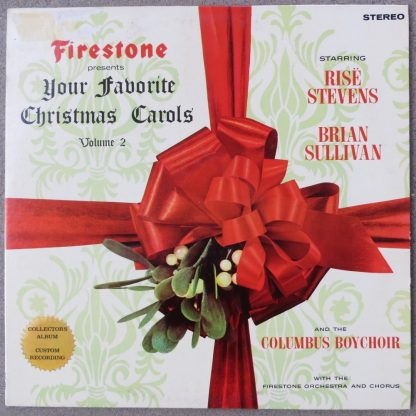 Your Favorite Christmas Carols, Vol. 2