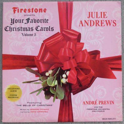 Your Favorite Christmas Carols, Vol. 5