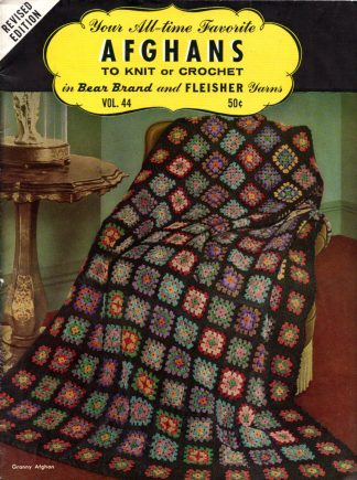 Your All-Time Favorite Afghans to Knit or Crochet